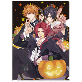 『BROTHERS CONFLICT』 クリアファイル ハロウィン