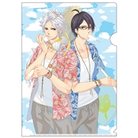 『BROTHERS CONFLICT』クリアファイル ビーチ