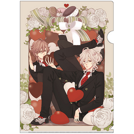 BROTHERS CONFLICT クリアファイル プレゼント