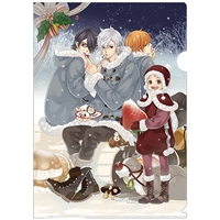 『BROTHERS CONFLICT』 クリアファイル クリスマス
