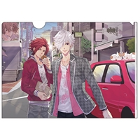 BROTHERS CONFLICT クリアファイル Morning