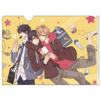 『BROTHERS CONFLICT』 クリアファイル ハイスクール